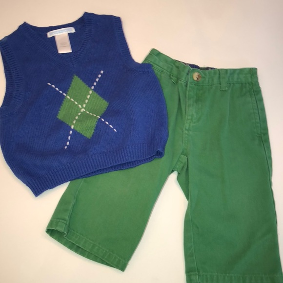 0a3ec557c853 Janie and Jack Matching Sets